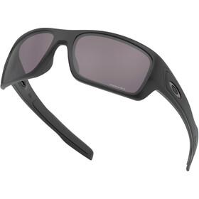 Oakley Turbine XS Sunglasses Youth, matte black/prizm grey